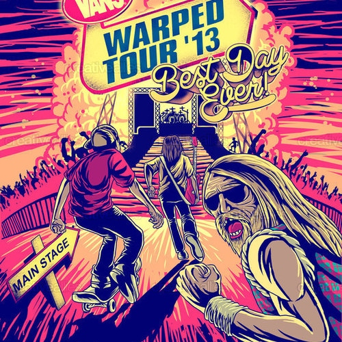 Warped Tour 13'