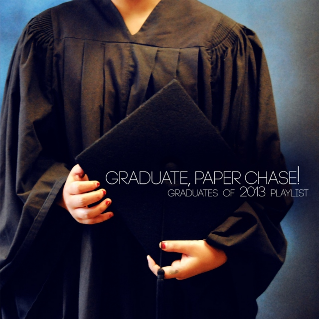 Graduate, Paper Chase!