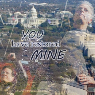 You Have Restored Mine