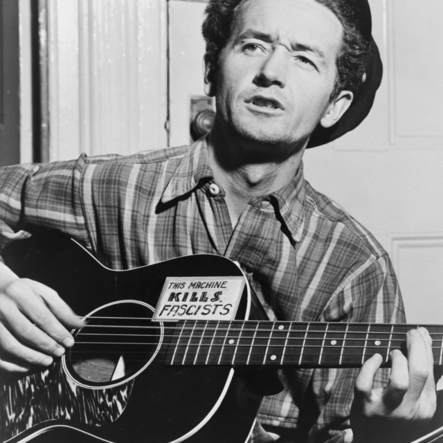 The Ultimate Woody Guthrie playlist