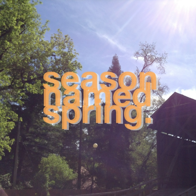 season named spring.