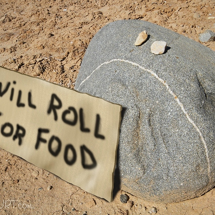 All the sad rock you can eat