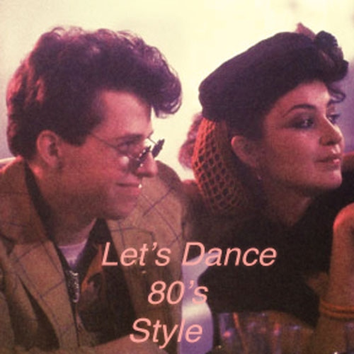 Let's Dance 80's Style