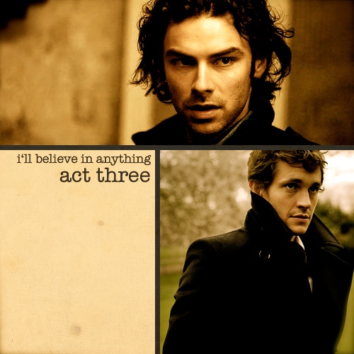 I'll Believe In Anything [a Sirius/Remus fanmix] -Act 3-
