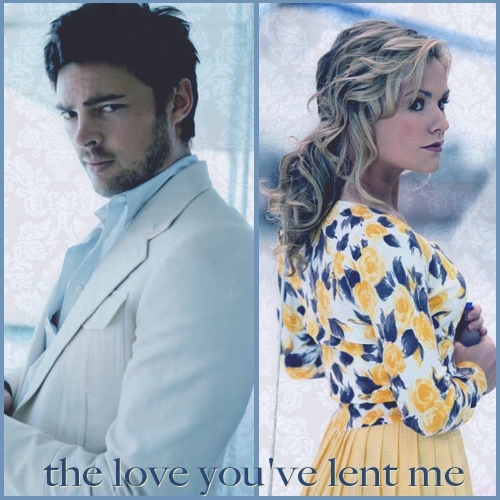 The Love You've Lent Me [a Leonard McCoy and Christine Chapel fanmix]