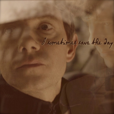I Sometimes Save The Day [a John Watson fanmix]