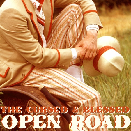 The Cursed and Blessed Open Road [a Fifth Doctor fanmix]