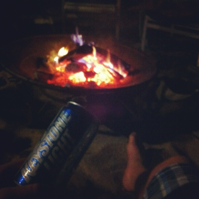 Cravin some warm fires & cold beers