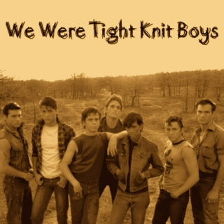We Were Tight Knit Boys [an Outsiders fanmix]