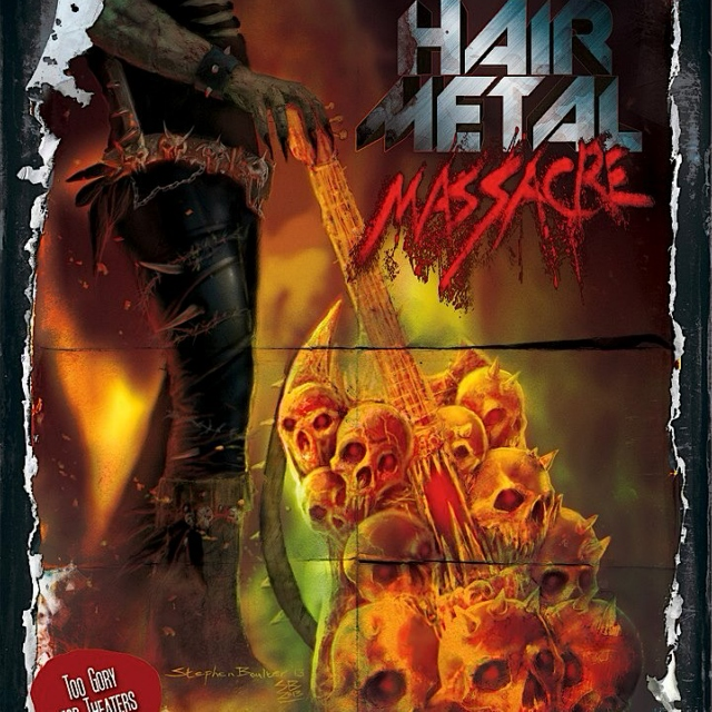 Hair Metal Massacre Trax