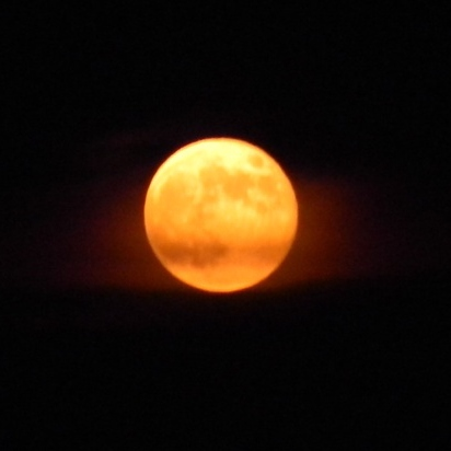 And the fullmoon comes again