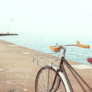 jazz for riding a bicycle