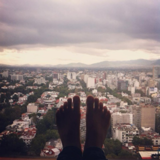 World at My Feet