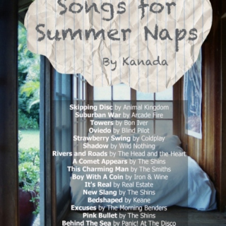 Songs for Summer Naps