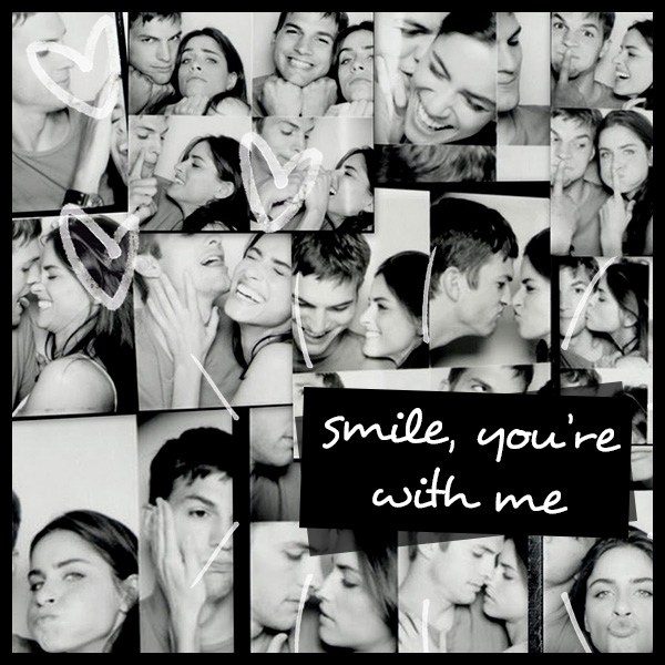 Smile, You're With Me