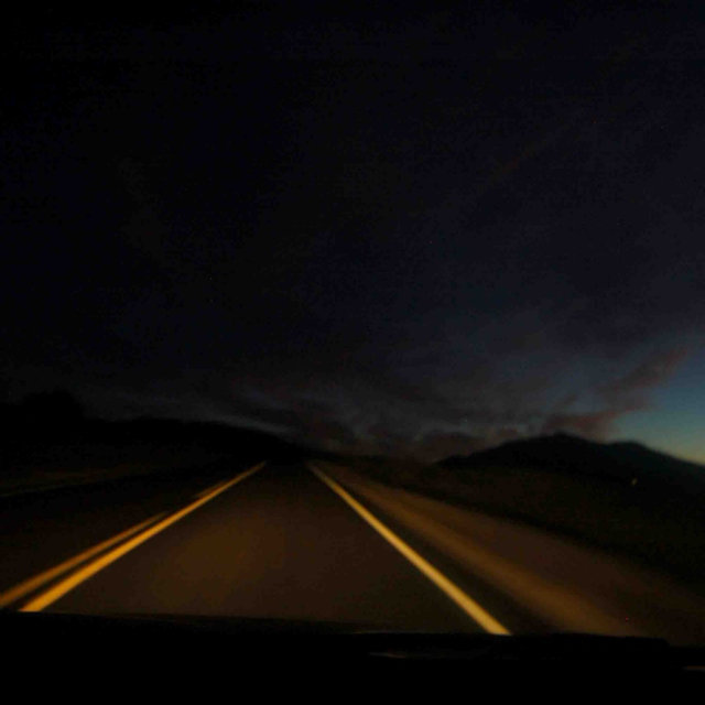 Driving the Lost Highway