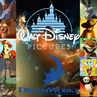 Disney vs Dreamworks