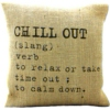 chill and be chilled