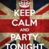 Don't stop the party tonight
