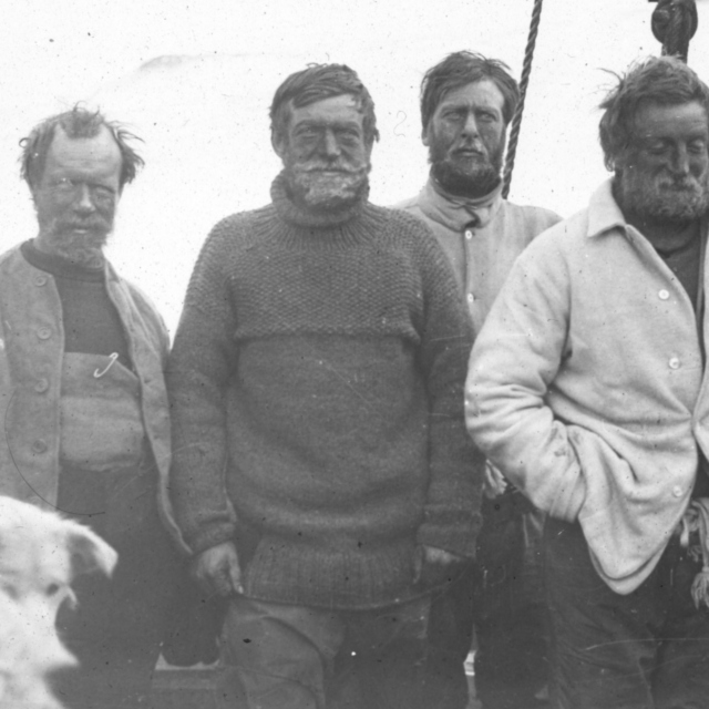 Songs in the Key of Shackleton