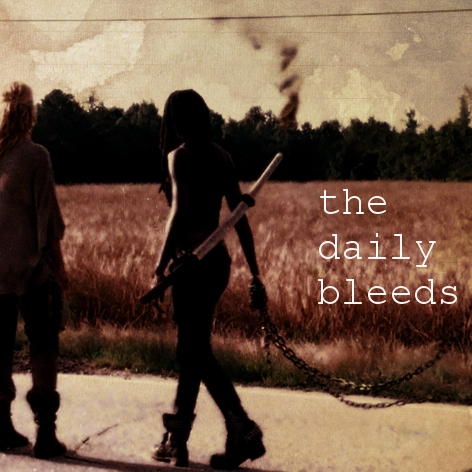 the daily bleeds