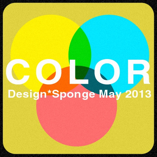 May 2013: COLOR