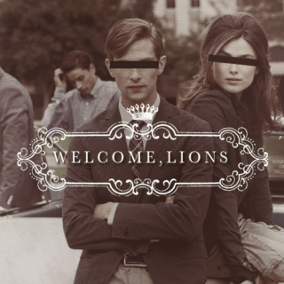 Welcome, Lions