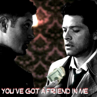 Sweet Charity l Supernatural Fanmix l Platonic Dean and Cas l You've Got A Friend In Me