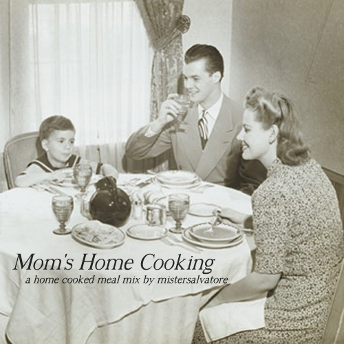 Mom's Home Cooking: a home cooked meal mix