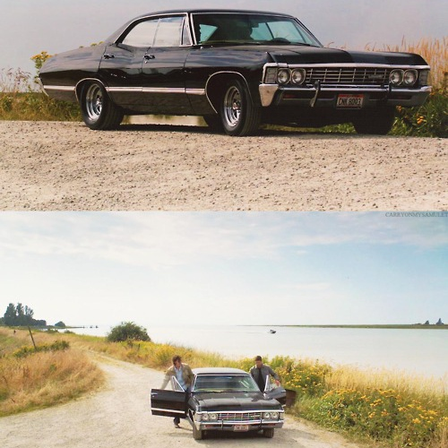 we're the freakin' winchesters