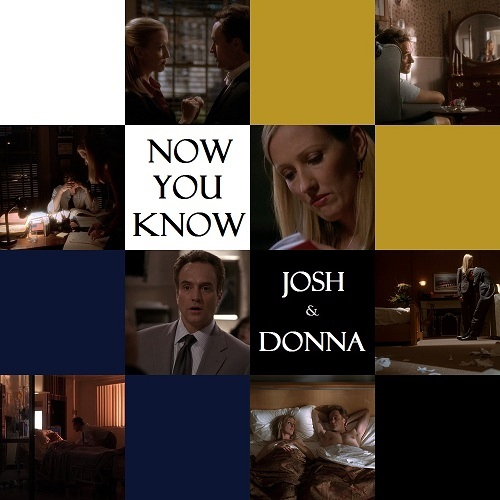 Now You Know (Donna & Josh)