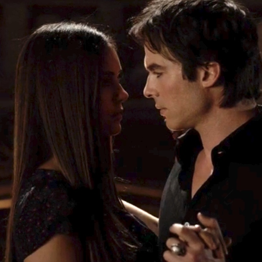 Delena (TVD) Love songs
