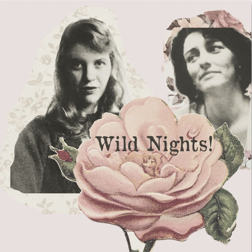 wild nights! (were i with thee)