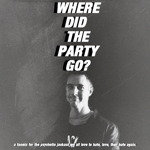 where did the party go?
