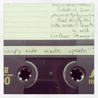 Sleepy side, inside, upside (1996)