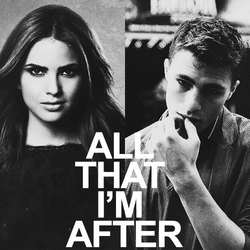 all that i'm after