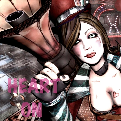 Heart On - a Mad Moxxi fanmix