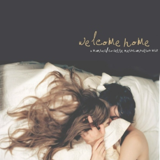 welcome home (a marius/cosette mix)