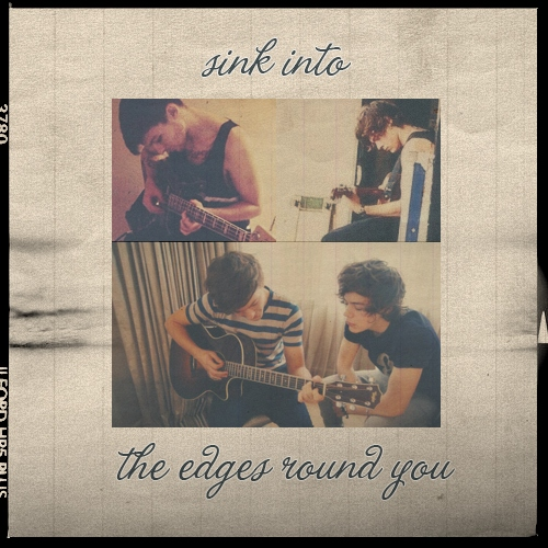 harry/louis - sink into the edges round you