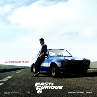 FAST AND FURIOUS 1-7