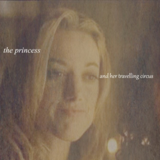The Princess and Her Travelling Circus