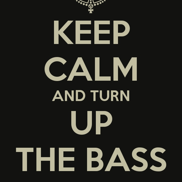 Don't Stop The Bass: Triple Play