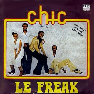 Chic Hall of Fame Mix