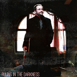 Ruling in the Darkness {a mix for Crowley, The King of Hell}