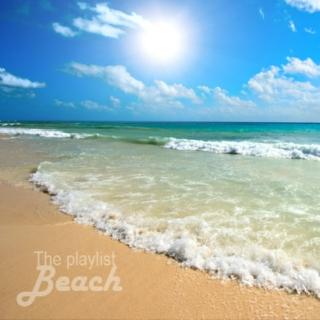"The playlist ""Beach"""
