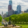 a Saturday Ride Down Benjamin Franklin Parkway
