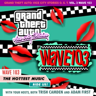 Grand Theft Auto: Vice City Stories Vol 3--Wave103