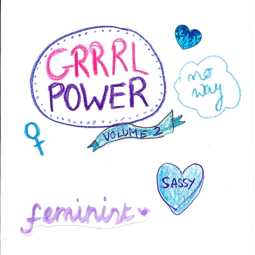 GRRRL Power Vol. 2