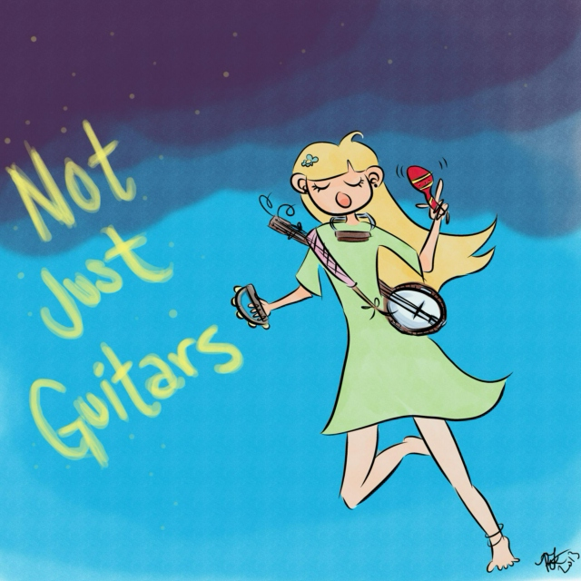 Not Just Guitars
