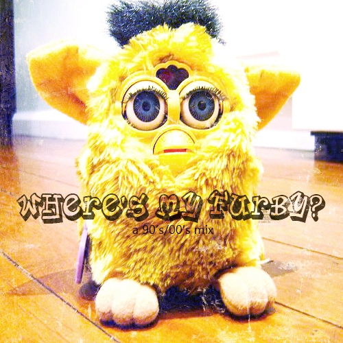 Where's my Furby?